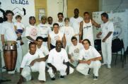 capoeira CEACA, Crusp, 2000.