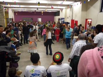 Vivência pela dança no Ponto de Cultura Amorim Rima