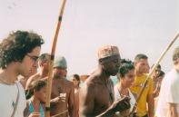 Mestre de Capoeira Alcides de Lima