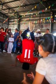 Capoeira no Amorim